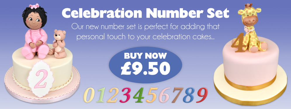 Celebration Number Set